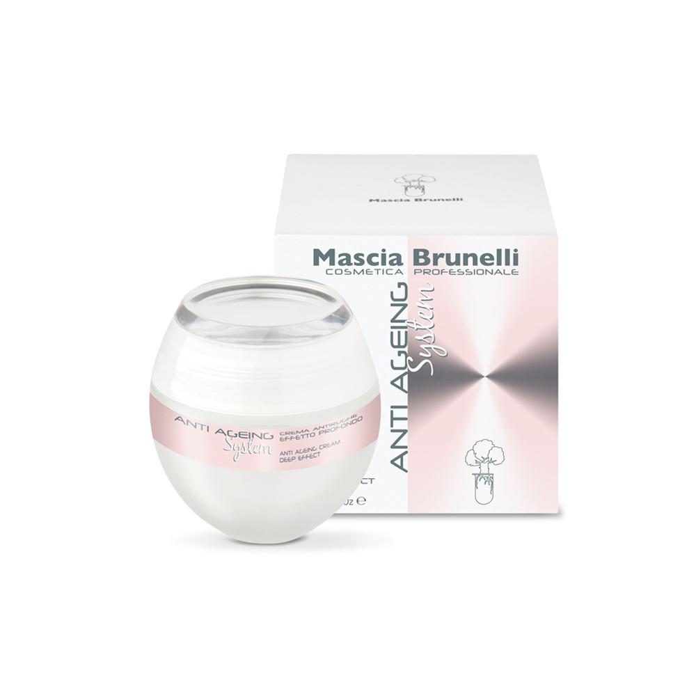 Crema anti age per il viso - Mascia Brunelli Cosmetica